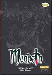 Macbeth : Graphic Novel - Original Text - Shakespeare, William