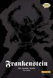 Frankenstein : Graphic Novel - Original Text - Shelley, Mary