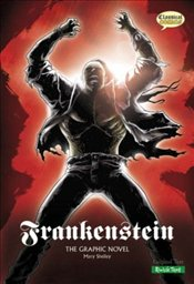 Frankenstein : Graphic Novel - Quick Text - Shelley, Mary
