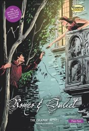 Romeo and Juliet : Graphic Novel - Plain Text - Shakespeare, William