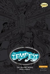 Tempest : Graphic Novel - Original Text - Shakespeare, William