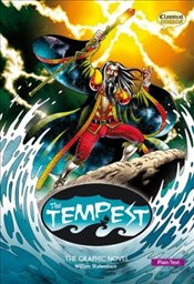 Tempest : Graphic Novel - Plain Text - Shakespeare, William