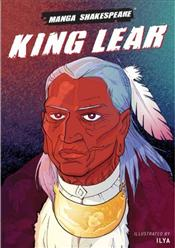 King Lear : Manga Shakespeare - Appignanesi, Richard