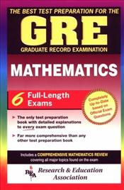 Best Test Preparation for the GRE : Graduate Record Examination Mathematics - Agrawal, O. P.