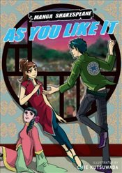 As You Like It : Manga Shakespeare - Shakespeare, William
