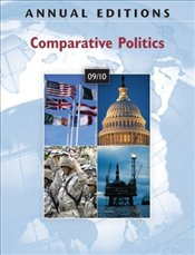 Comparative Politics 09/10 Annual Editions - Yap, Fiona