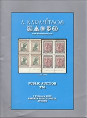 A. Karamitsos : Public Auction 276 -