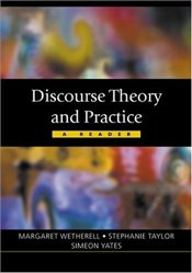 Discourse Theory and Practice : A Reader  - Wetherell, Margaret