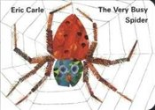 Very Busy Spider - Carle, Eric