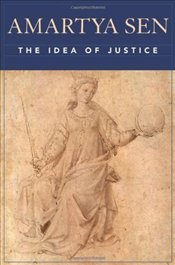 Idea of Justice  - Sen, Amartya