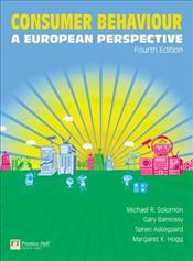 Consumer Behaviour 4e : A European Perspective - Solomon, Michael R.