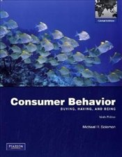 Consumer Behavior 9e : Global Edition - Solomon, Michael R.