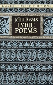 Lyric Poems - Keats, John