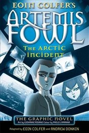 Arctic Incident : Graphic Novel  - Colfer, Eoin