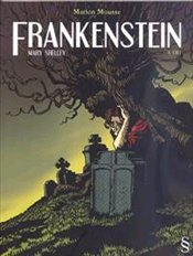 Frankenstein 1 : Çizgi Roman - Shelley, Mary