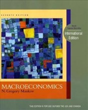 Macroeconomics 7e IE    - Mankiw, Gregory N.