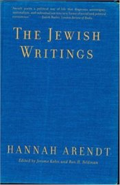 Jewish Writings - Arendt, Hannah