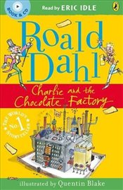 Charlie and the Chocolate Factory + CD - Dahl, Roald