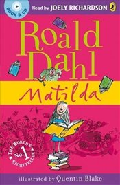 Matilda (Book & CD) - Dahl, Roald