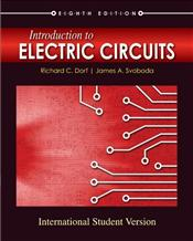 Introduction to Electric Circuits 8e ISV - Dorf, Richard C.