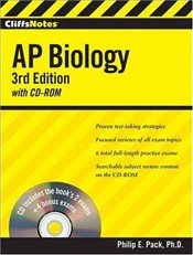 Cliffs AP : Biology 3e with CD - Pack, Phillip