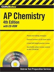 Cliffs AP : Chemistry 4e with CD - Bobrow, Jerry
