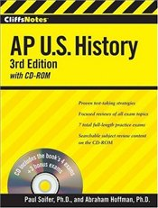 Cliffs AP : U.S. History 3e with CD - Soifer, Paul