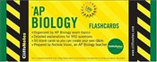 Cliffnotes AP : Biology Flashcards  - Vivion, Nichole