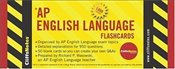 Cliffnotes AP : English Language Flashcards  - Wasowski, Richard