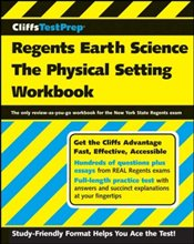 Cliffs Test Prep : Regents Earth Science : The Physical Setting Workbook  -