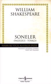 Soneler : Ciltli - Shakespeare, William