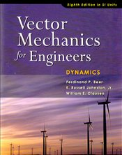Vector Mechanics for Engineers 8e : Dynamics SI Version - Beer, Ferdinand Pierre