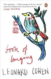 Book of Longing - Cohen, Leonard