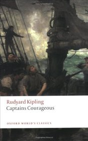 Captains Courageous  - Kipling, Rudyard