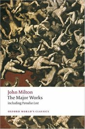 Major Works  - Milton, John