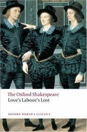 Loves Labours Lost  - Shakespeare, William