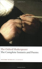 Complete Sonnets and Poems  - Shakespeare, William