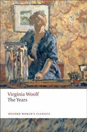 Years  - Woolf, Virginia