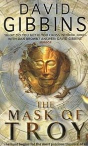 Mask of Troy - Gibbins, David