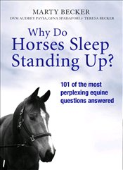 Why Do Horses Sleep Standing Up : 101 of the Most Perplexing Equine Questions Answered - Becker, Marty