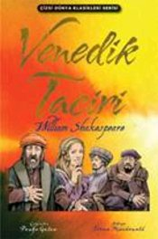 Venedik Taciri : Çizgi Roman - Shakespeare, William