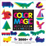 Color Magic Sticker Play Book - Art, The Metropolitan Museum of