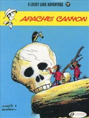 Lucky Luke Adventure Vol.17 : Apache Canyon  - Goscinny, Rene