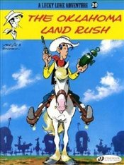 Lucky Luke Adventure Vol.20 : Oklahoma Land Rush - Goscinny, Rene