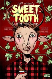 Sweet Tooth 1 : Out of the Woods   - Lemire, Jeff