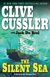 Silent Sea [Oregon Files] - Cussler, Clive