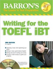Writing for the TOEFL iBT with CD-Audio - Lougheed, Lin