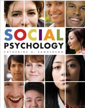Social Psychology - Sanderson, Catherine A.