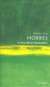 Hobbes : A Very Short Introduction  - Tuck, Richard