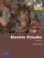 Electric Circuits 9e PIE - Nilsson, James William